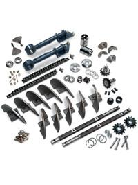 Baumaschinen FINK - Ihr Experte für Ersatzteile für Baumaschinen: Verteilerschnecken komplett