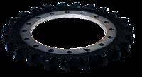 [Translate to Portugisisch:] Baumaschinen FINK - Ihr Experte für Ersatzteile für Baumaschinen: Raupenkettenräder